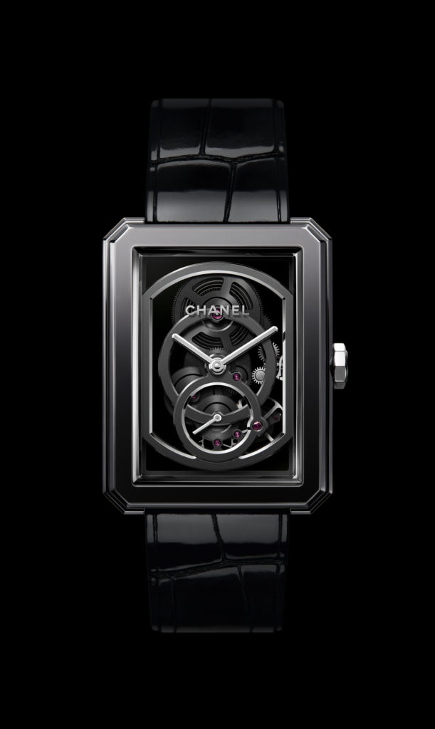 997cab2e5a The new J12 and Chanel's 2019 Collection - Italian Watch Spotter