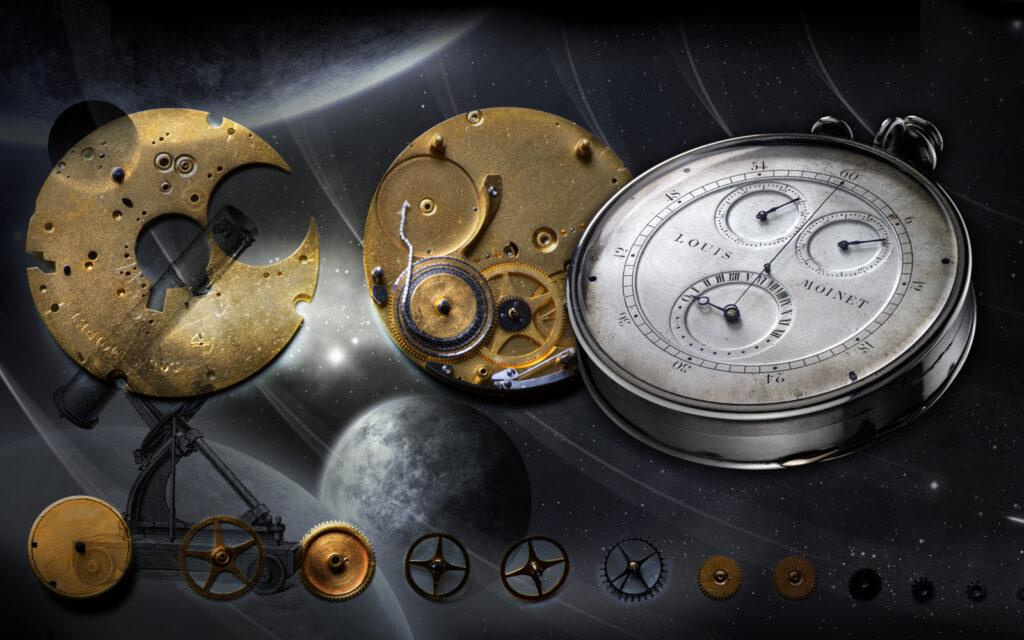 guida ai cronografi il primo cronografo