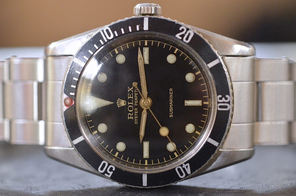 Rolex 6204