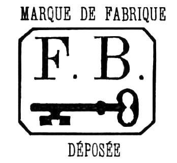 Punzone simbolo Borgel