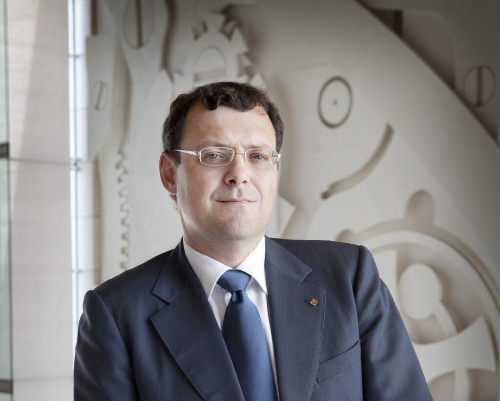 Thierry Stern President Patek Philippe