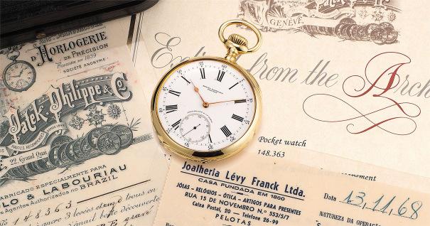 Pocket watch Gondolo