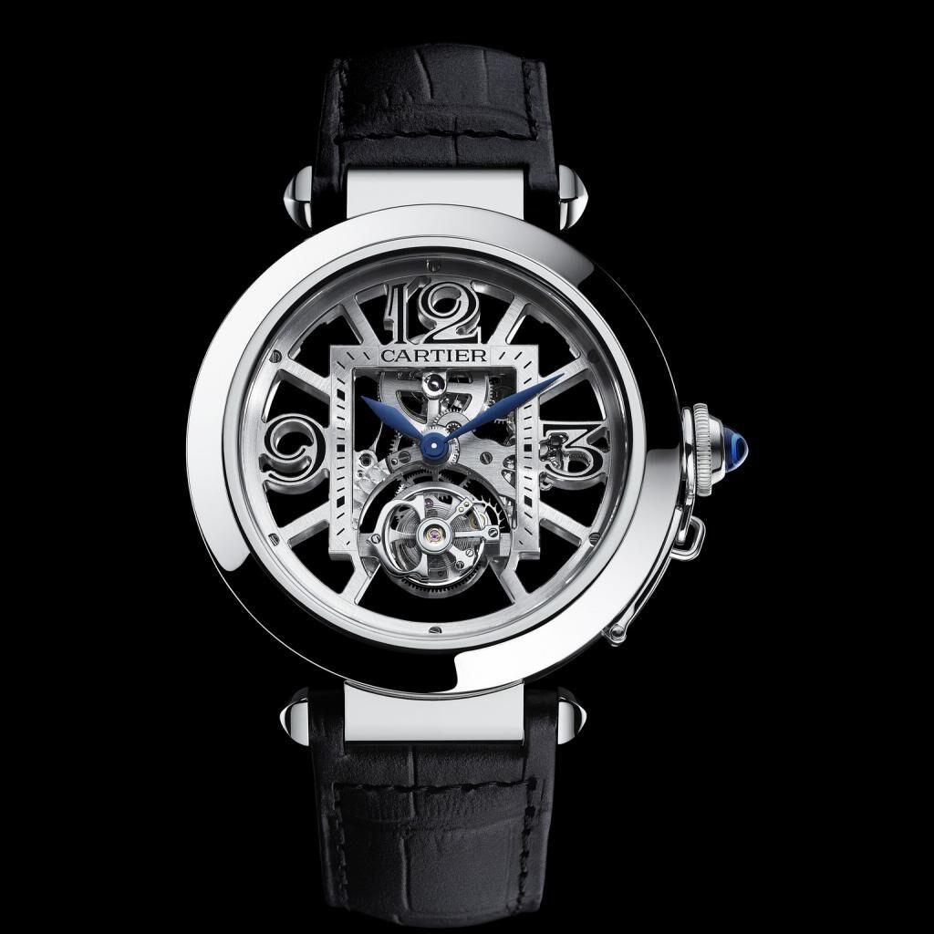 Pacha Cartier tourbillon