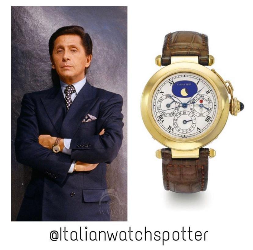 Valentino Garavani Cartier Pacha