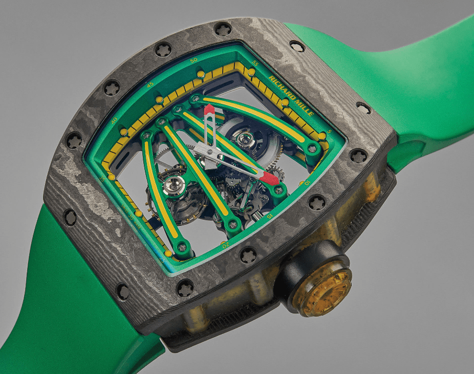 Richard Mille RM59 Sylvester Stallone Phillips Racing Pulse