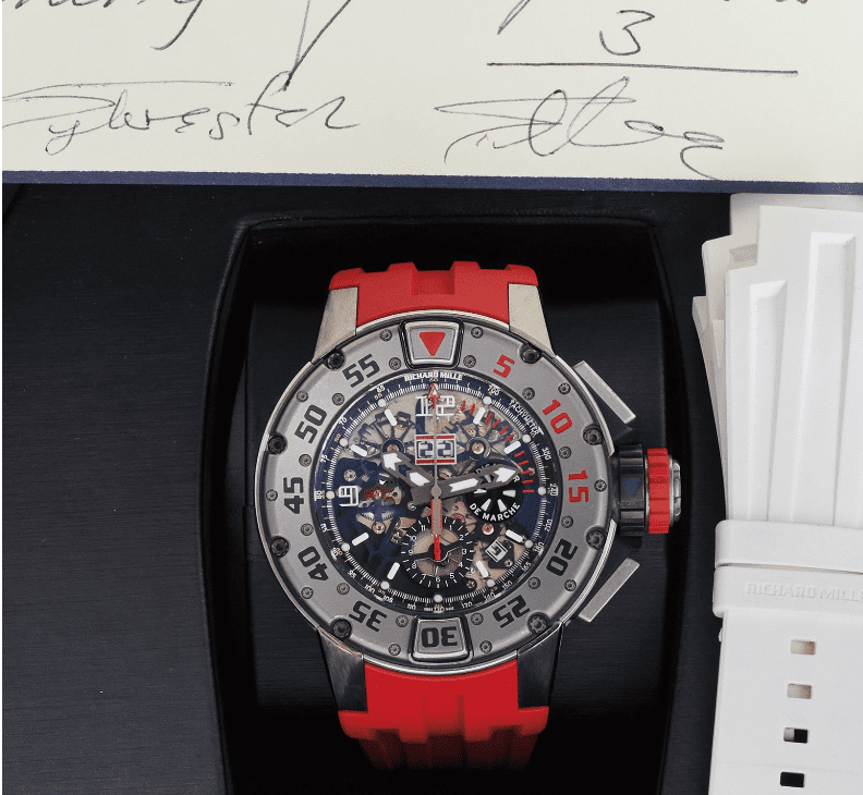 Richard Mille RM032 Sylvester Stallone Phillips Racing Pulse