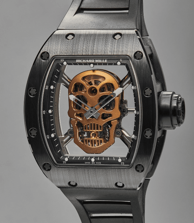 Richard Mille RM52 Sylvester Stallone Phillips Racing Pulse