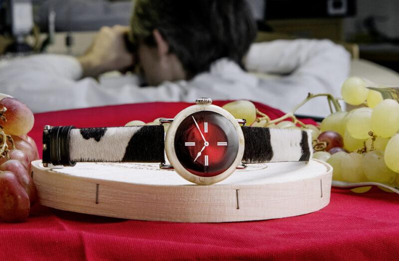Swiss Mad Watch Moser Swiss Made