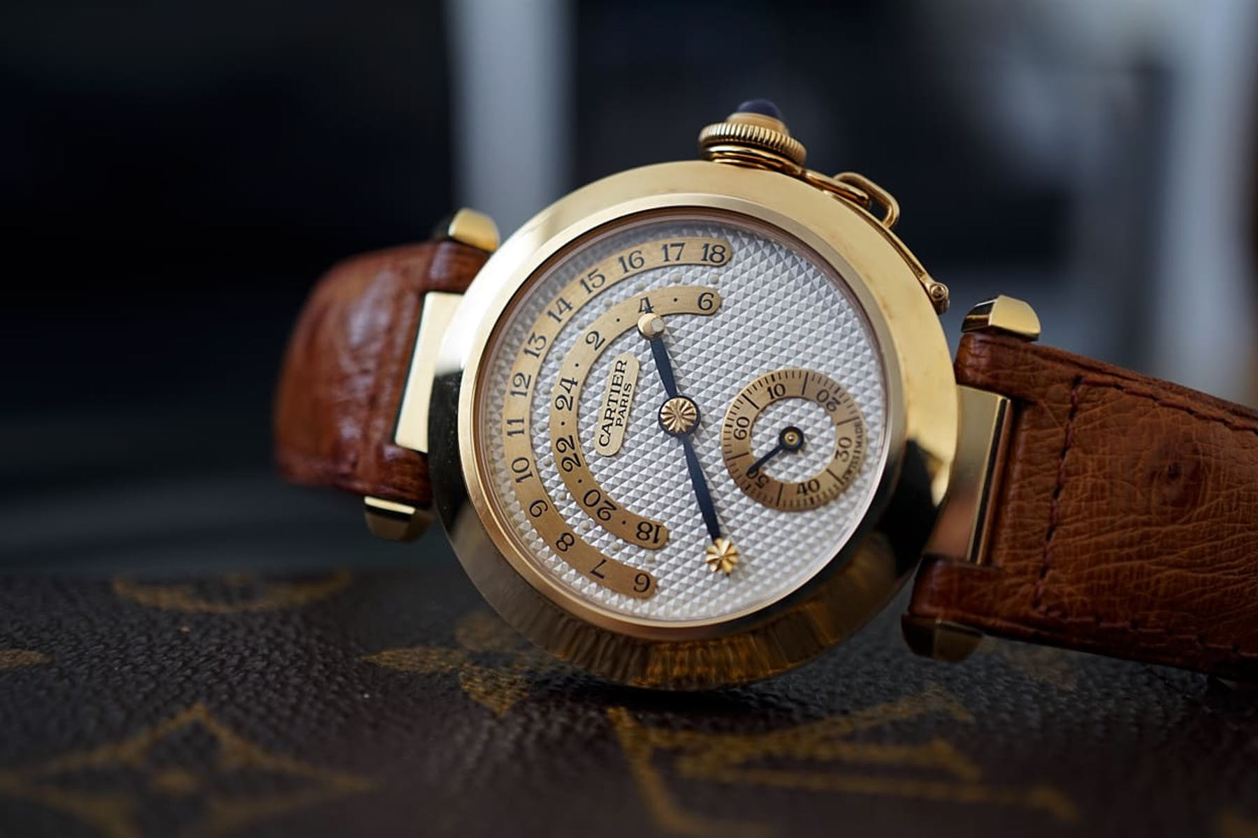 Cartier day and night