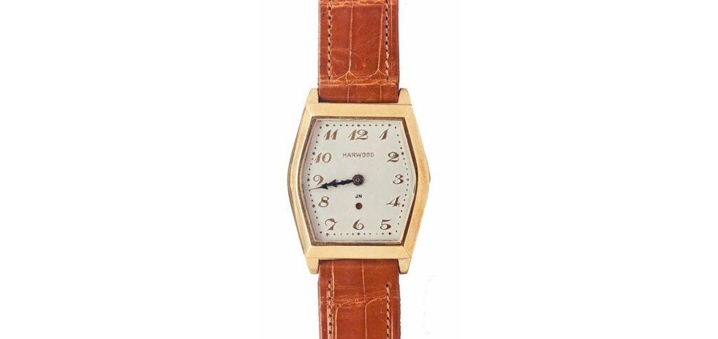 il primo orologio automatico della storia