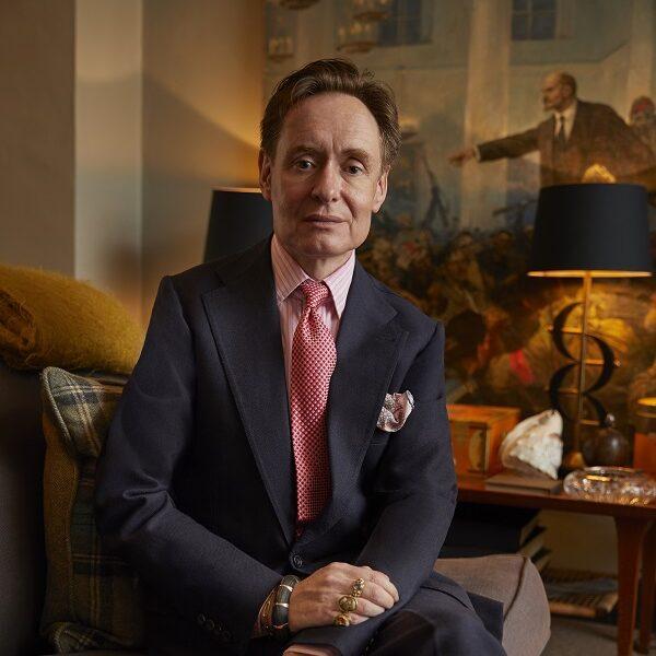 Nick Foulkes, il Presidente della giuria del GPHG: Grand Prix D'Horlogerie de Genève
