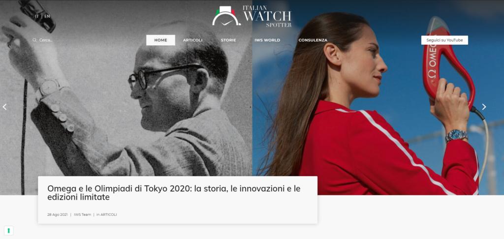 italian watch spotter magazine